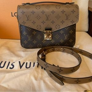 Louis Vuitton metis reverse